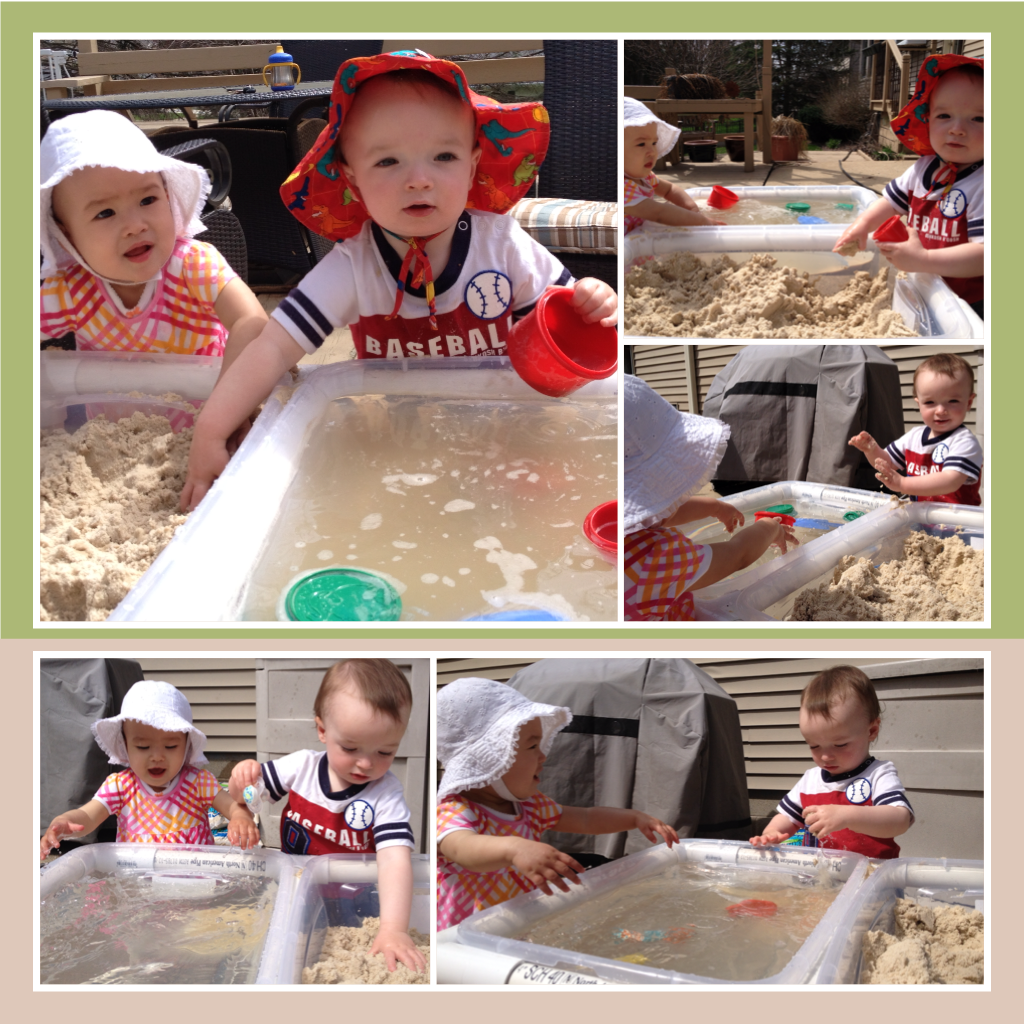Diy Sand Water Table