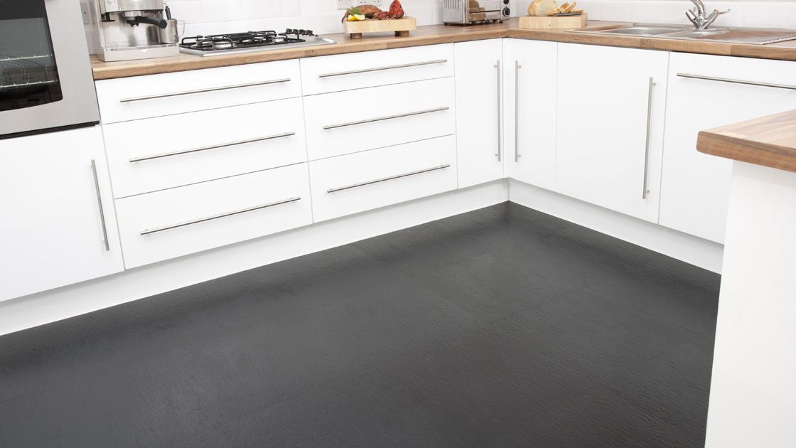 Rubber Kitchen Flooring Non Slip Floor Tiles For Kitchens
