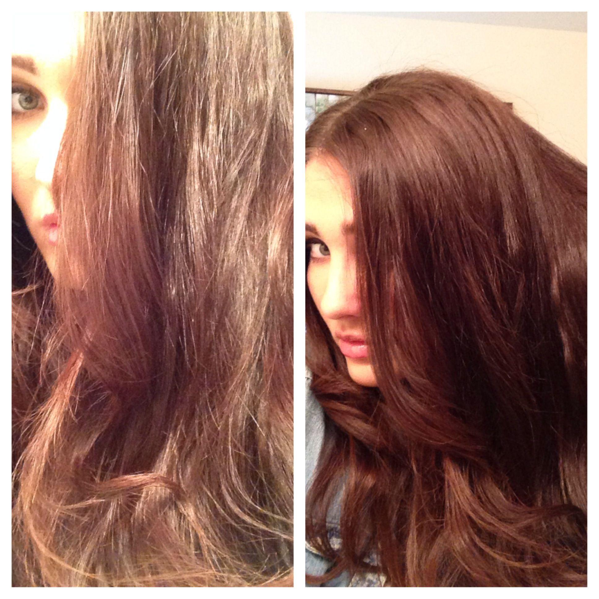 Coloring Hair with Henna | Hair & Beauty | Pinterest | Henna hair ...