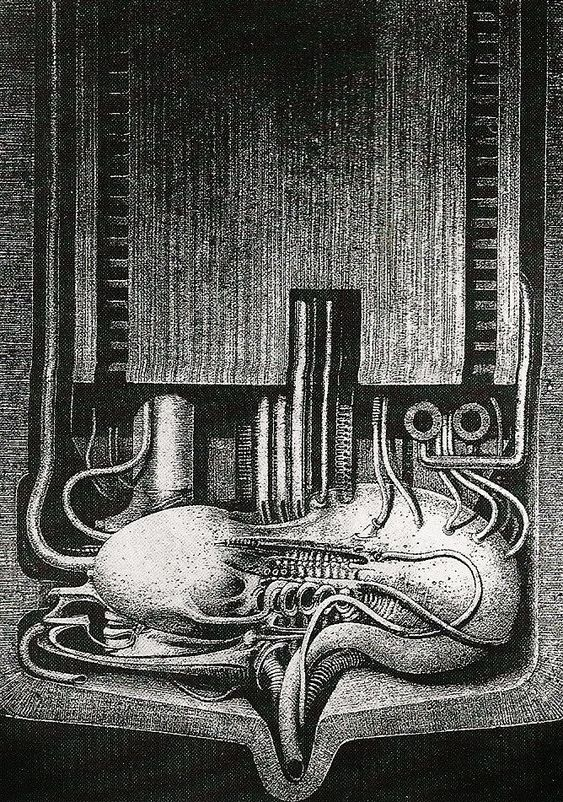 Reddit The Front Page Of The Internet Giger Art Creepy Art Creature Art