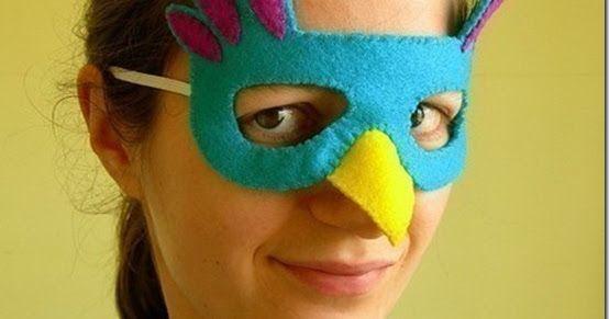 M scaras halloween manualidades m scaras para colorear m scaras carnaval y halloween para - Mascaras para carnaval manualidades ...