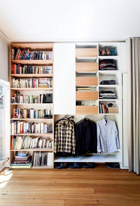 Captivating Shallow Closet