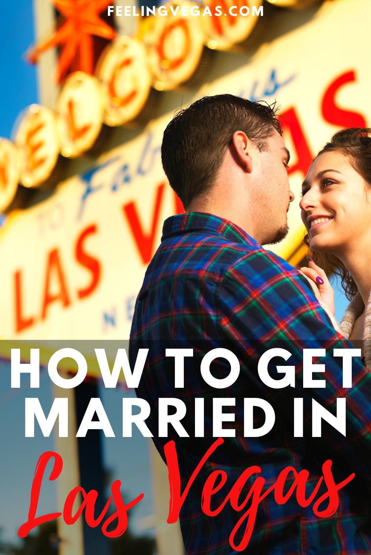 Las Vegas is famous worldwide for its weddings. It's super