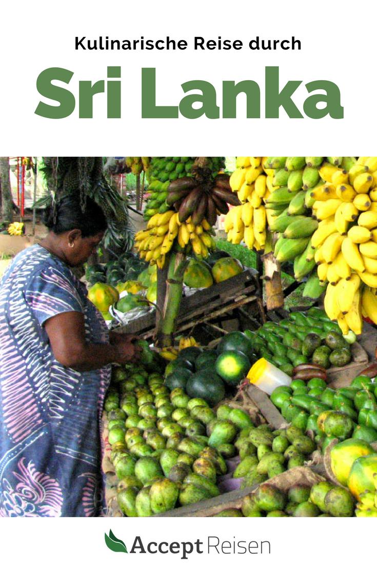 sri lanka food - schmecken, riechen und genießen der exotischen ... - Sri Lanka Küche