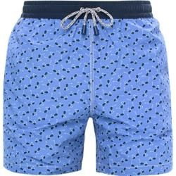 Mc Alson Badeshorts Herren, Mikrofaser, blau Mc AlsonMc Alson #outfitswithshorts