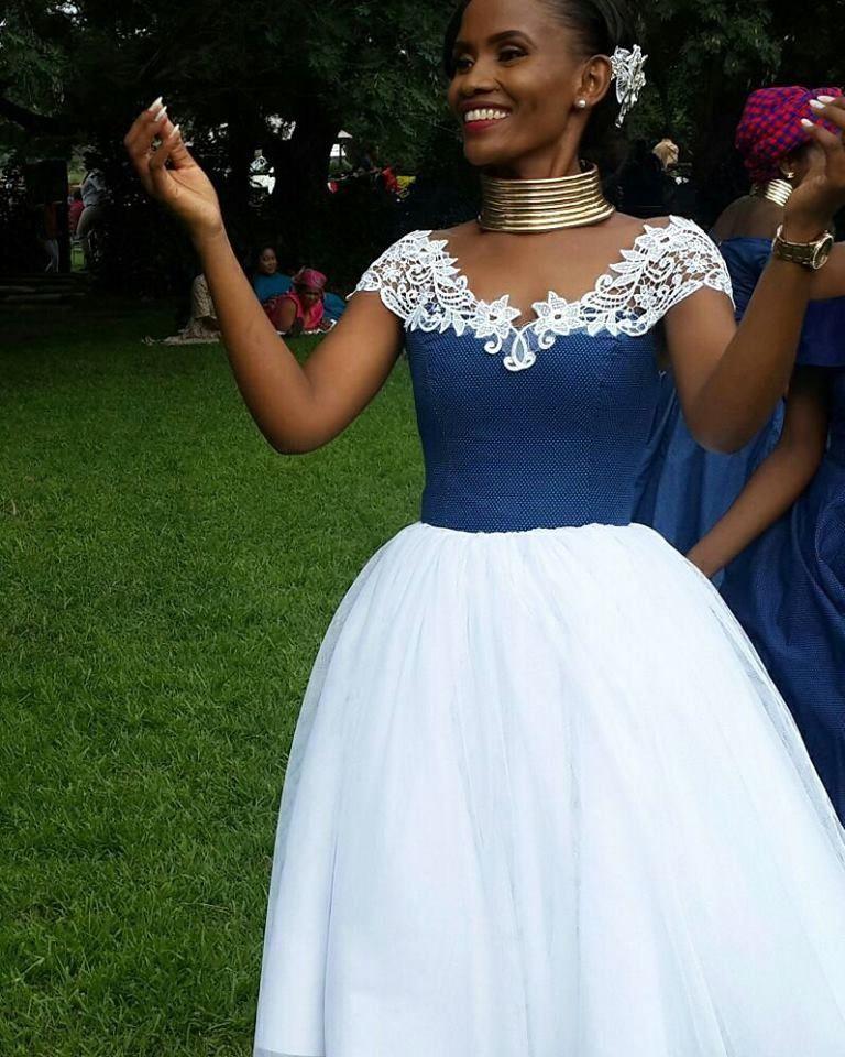 Stylish South African Shweshwe Dresses 2018 In 2019