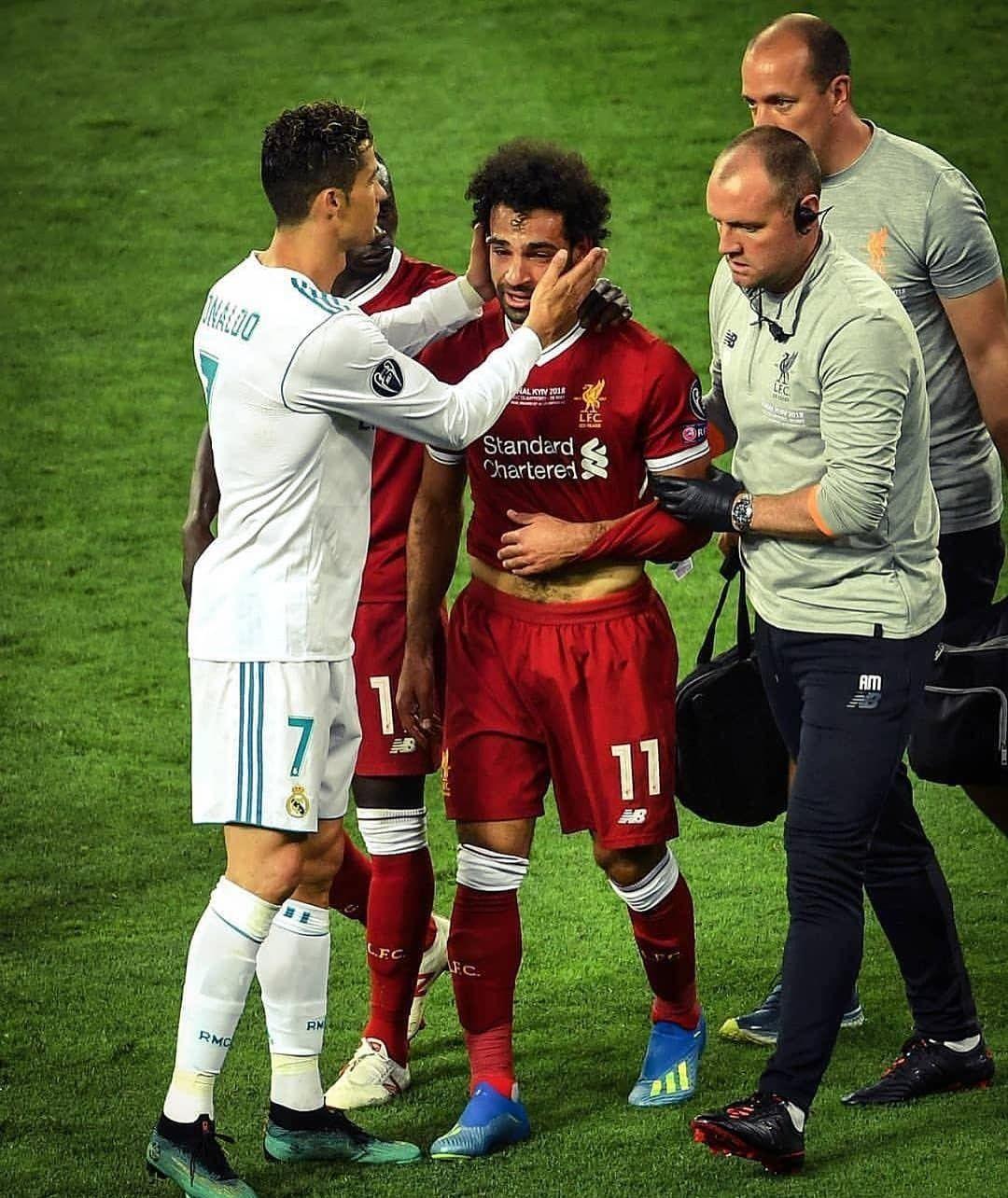 Respect Uefa Champions League Ronaldo Football Cristiano Ronaldo