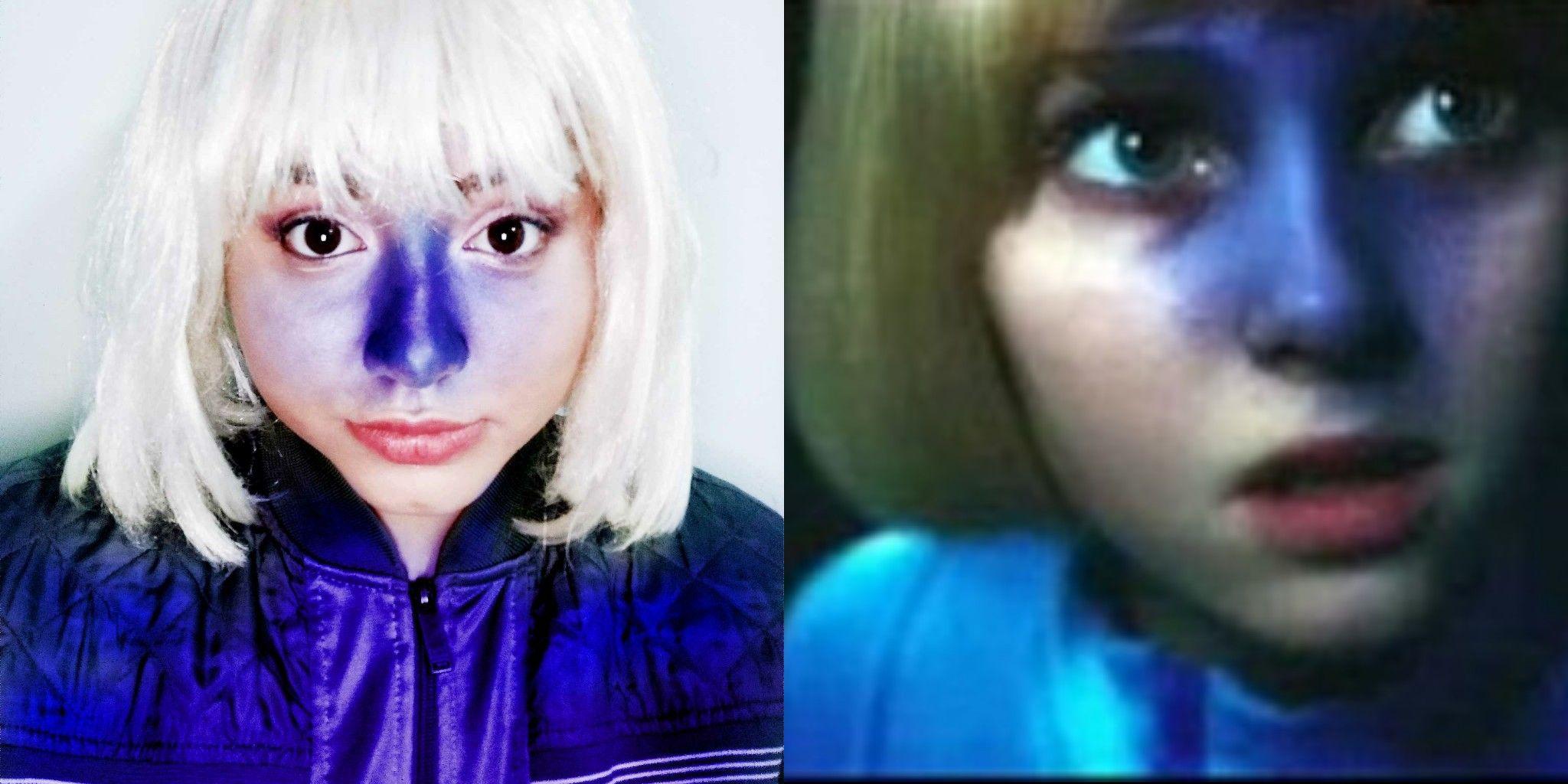 Makeup Cosplay A Fantastica Fabrica De Chocolate Violet Fantasia