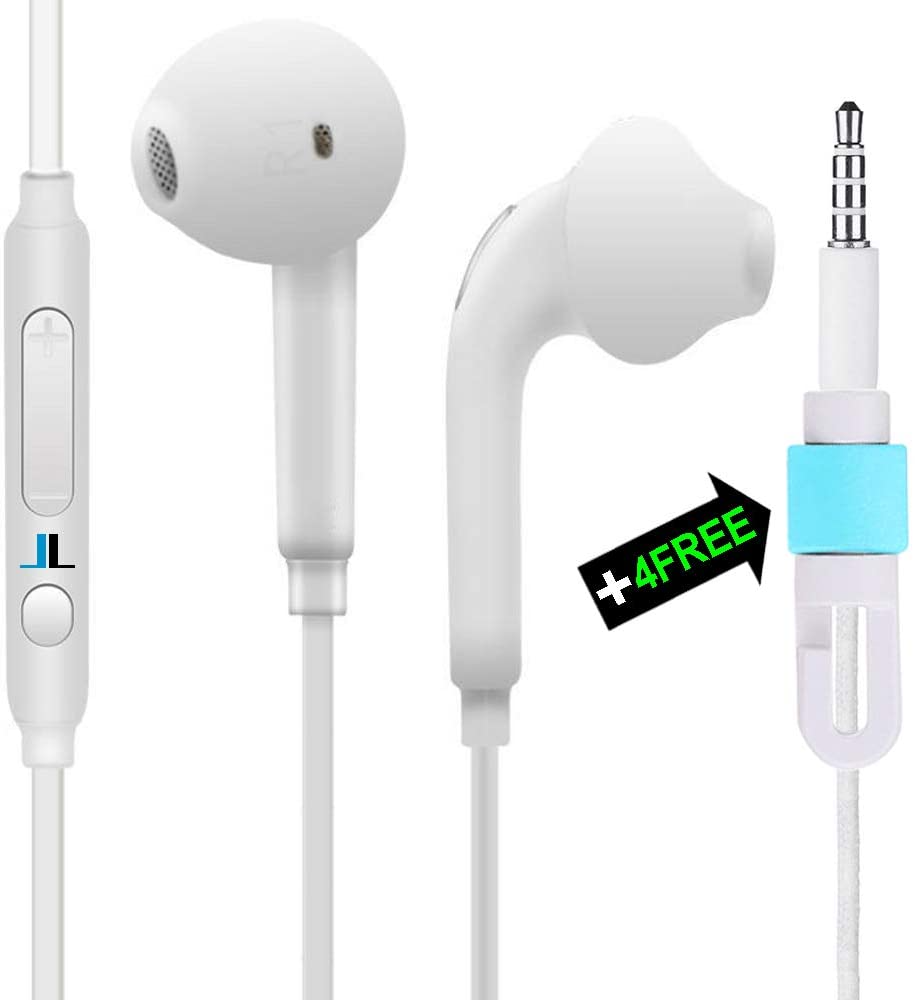 Earphones Earbuds Headphones Wired In Ear Headset With Microphone And Volume Control For Samsung Galaxy S6 S7 Apple Iphone Ipo Earbuds Output Device Earphone