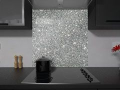 Digitally Printed Glass Splashbacks Choose From 100 S Of Designs Even Make Your Own Personalized Digital Splas Glitter Grout Glass Splashback Glitter Tiles