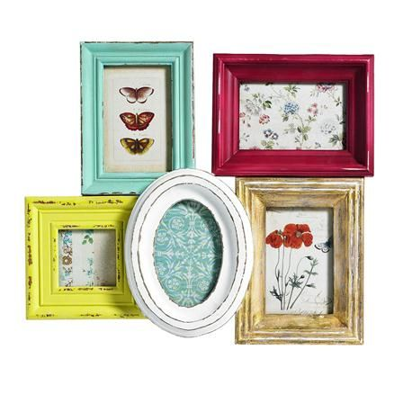 ACHICA | Picture Frame, Multicoloured | Crafty stuff | Pinterest ...