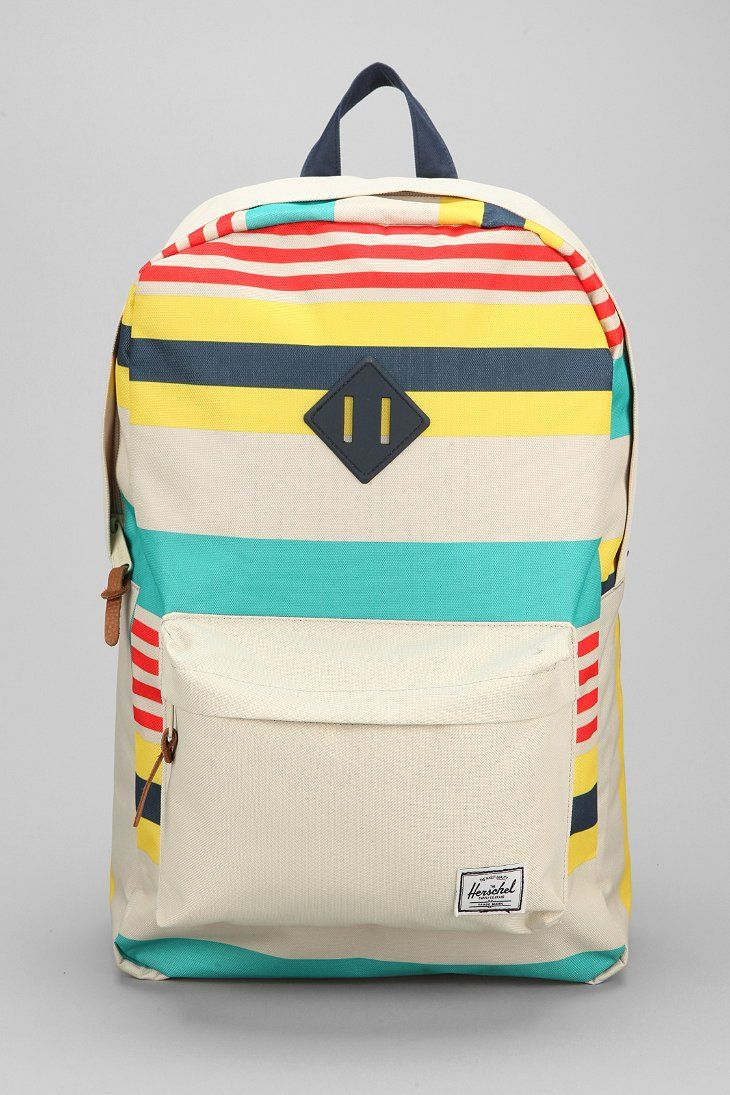 Herschel Supply Co. Heritage Malibu Stripe Backpack