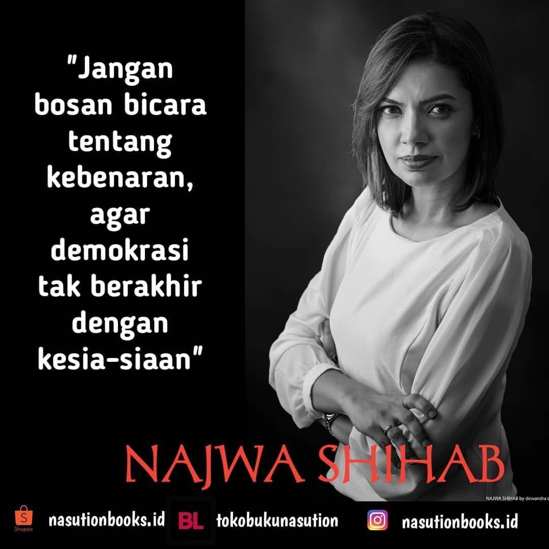 Jangan Bungkam Mulut Boeng Najwashihab Catatannajwa