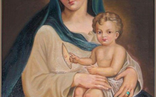 La Madonna delle Grazie, Maria Regina La Chiesa Cattolica celebra la festività della Madonna delle Grazie il 31 maggio, commemorando la Visitazione di Maria ad Elisabetta. Anticamente e in molte località ancora oggi la festa si svolgeva  #madonnadellegrazie #maria #religione