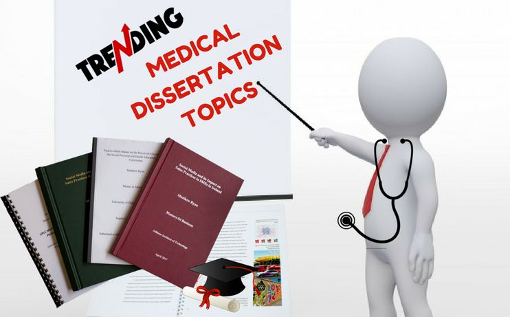Do medical doctors have to write a dissertation
