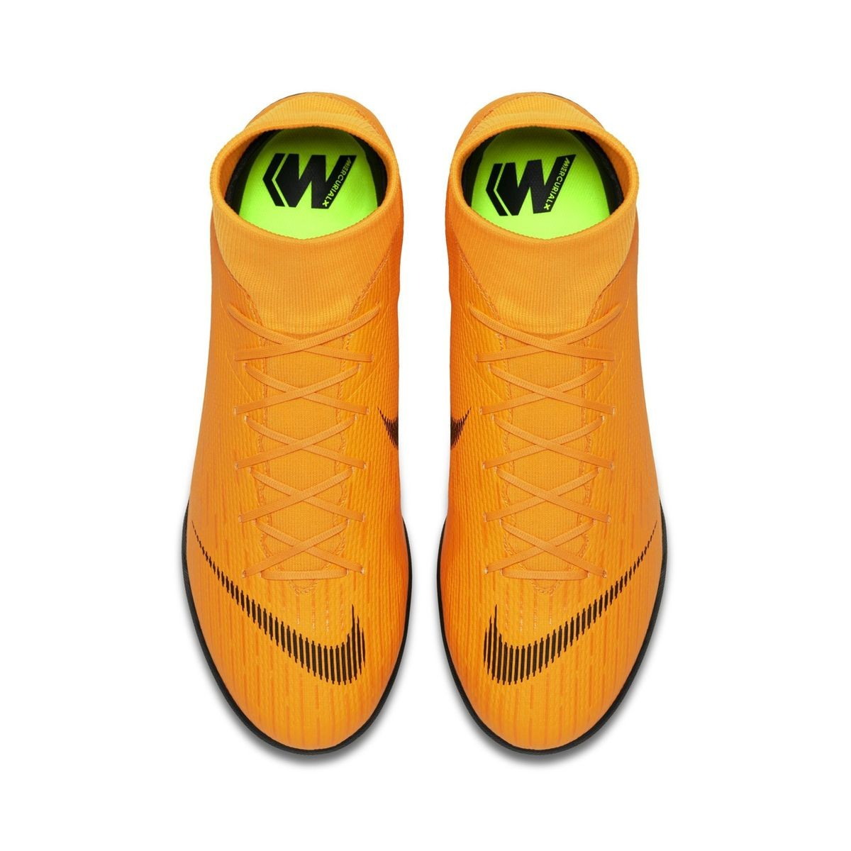 buy popular cc564 27a9c Chaussures Football Chaussure De Football Nike Mercurialx Superfly Vi  Academy Tf Orange - Taille   41