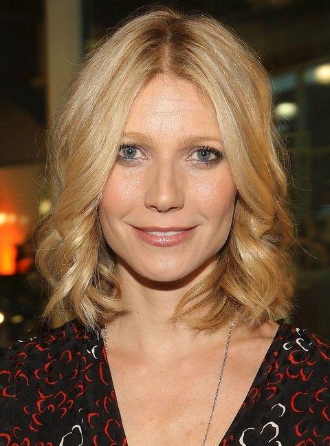 24 Gwyneth Paltrow Hairstyles Gwyneth Paltrow Straight Haircuts