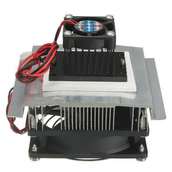 Tec1 12705 Thermoelectric Peltier Refrigeration Cooling System Kit