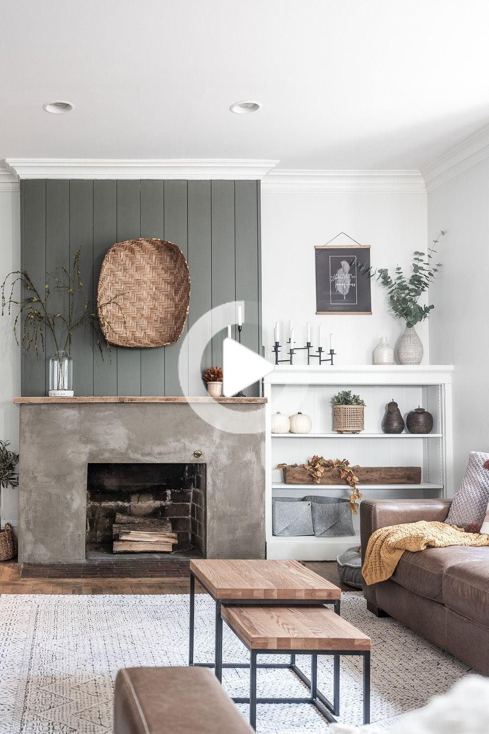 Modern Traditional Fall Decor In The Living Room In 2020 Decor Living Room Decor Tips Home Decor