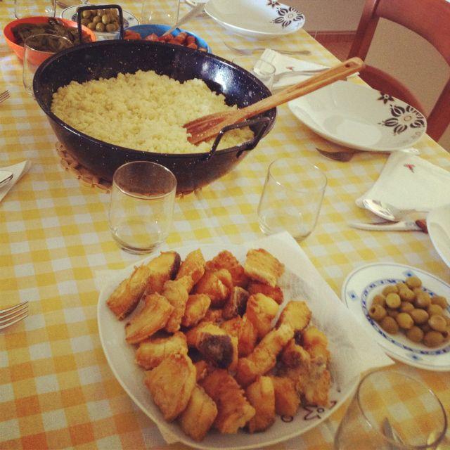 Migas de Almería, lo mejor!
