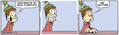 Garfield Minus Garfield Garfield Comic Book Cover My Childhood