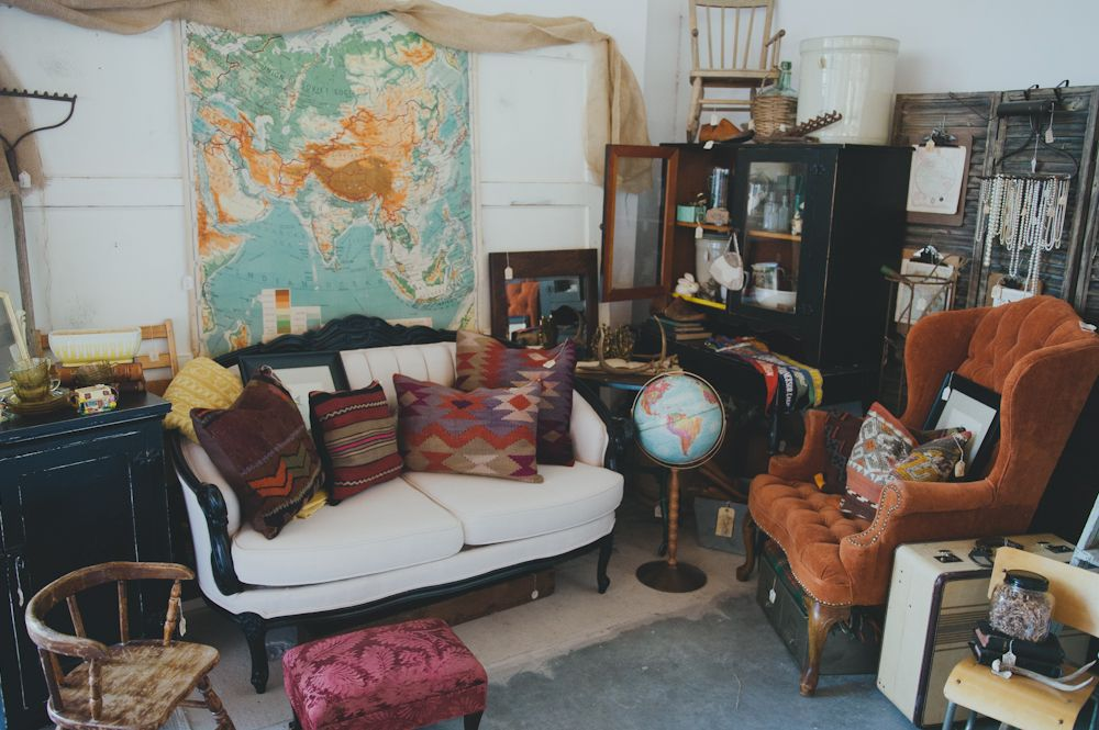 Twig Home at Scout Market, photos by @Jayme Lang