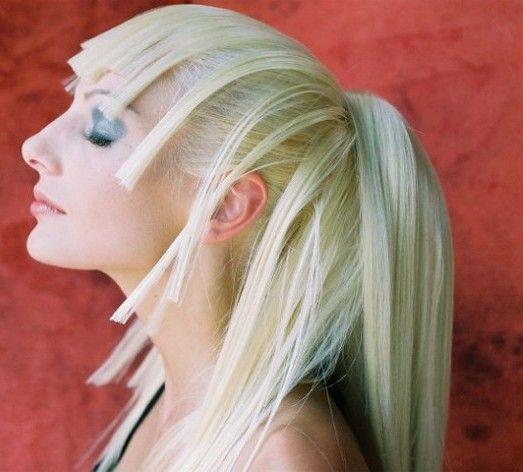Meditative Hair
