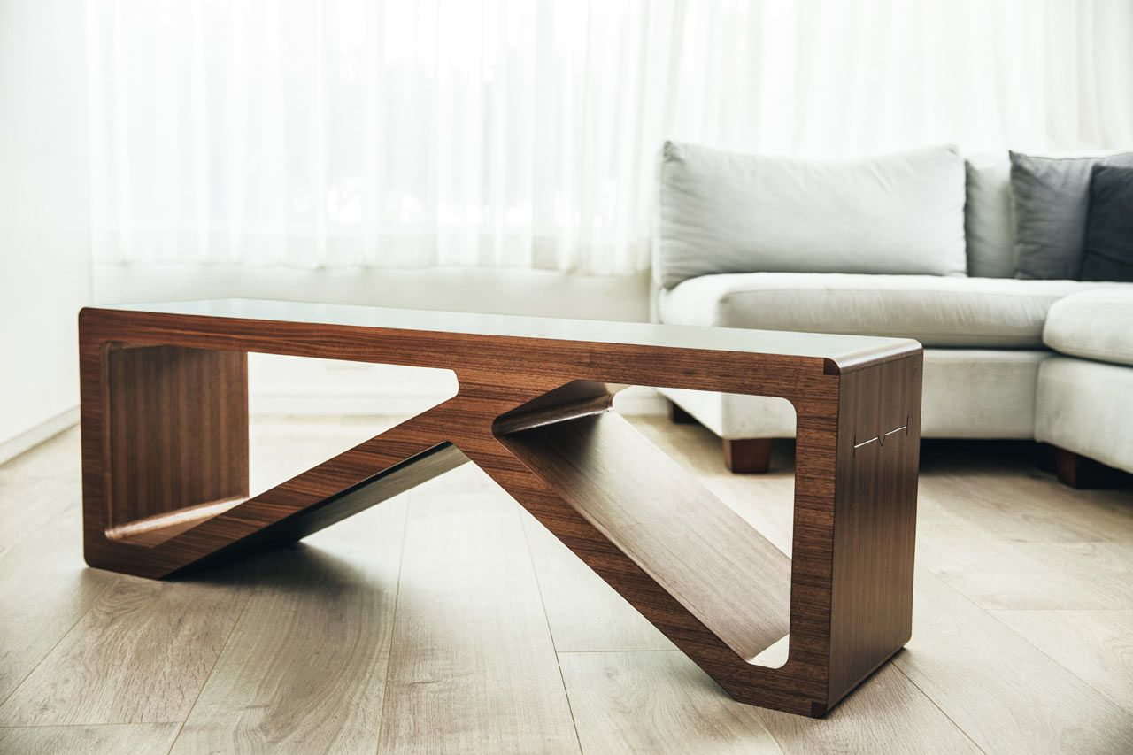 The Habit Furniture Designed Multifunctional At Home Fitness Furniture Furniture Modern Wooden Furniture Coffee Table [ 853 x 1280 Pixel ]