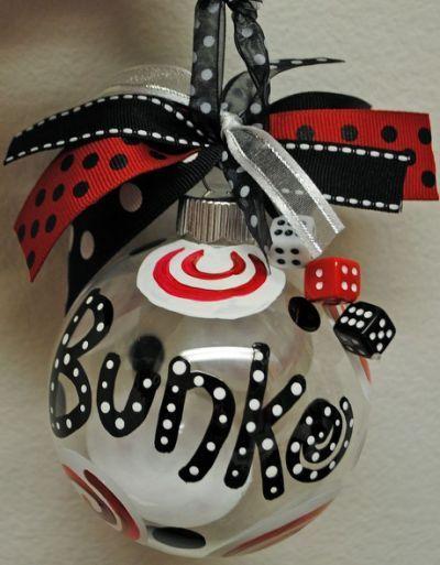 Bunco Gifts, Bunco Ideas, Cute Christmas bunco Pinterest Bunco