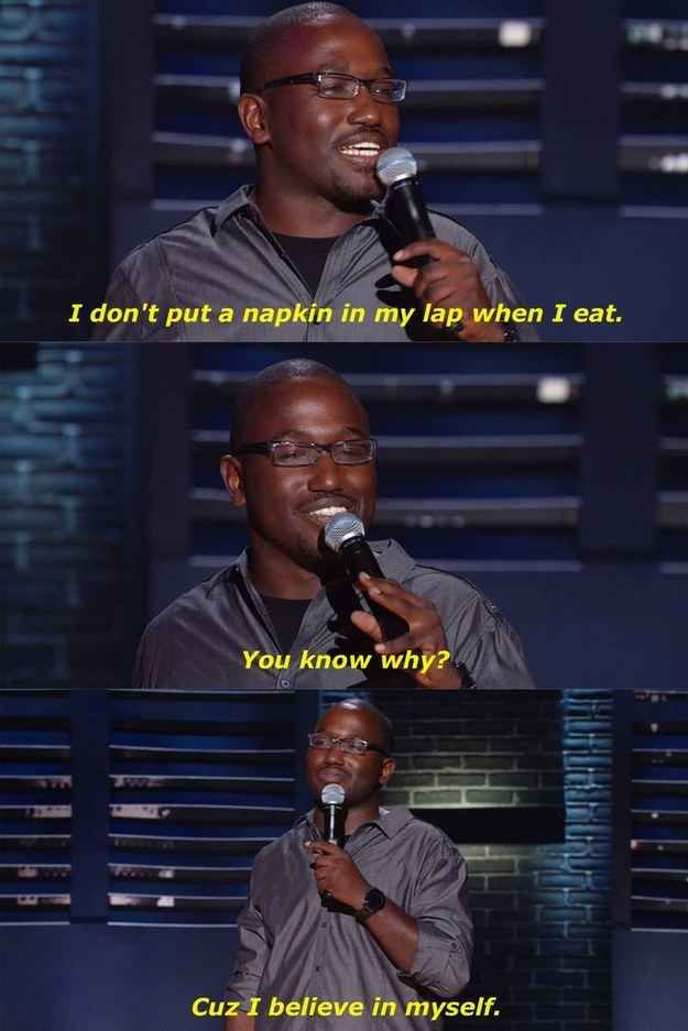 27 Times Hannibal Buress Perfectly Described Being In Your Mid-Twenties