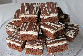 Kinder Chocolate Brownies