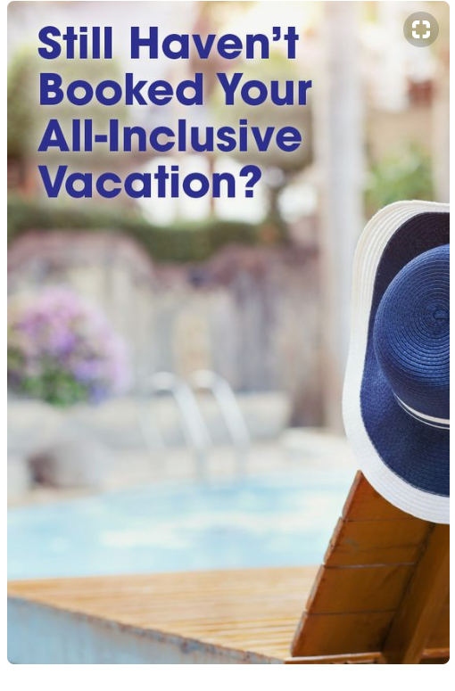 Looking For The Perfect All-inclusive Vacation? Book It