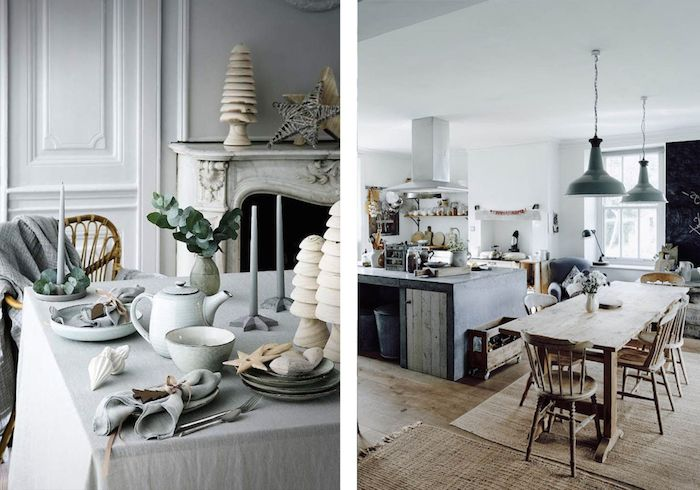 ▷ 1001 + idées en images pour la déco salon salle à manger