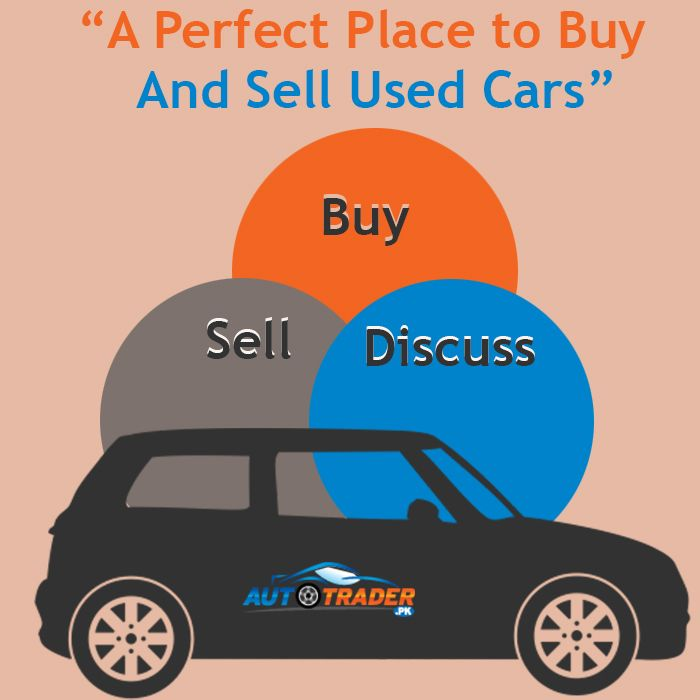 A perfect place to buy and sell used cars. | Auto Trader PK ...