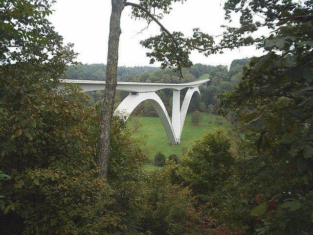 Natchez Trace Parkway, Tennessee #travel