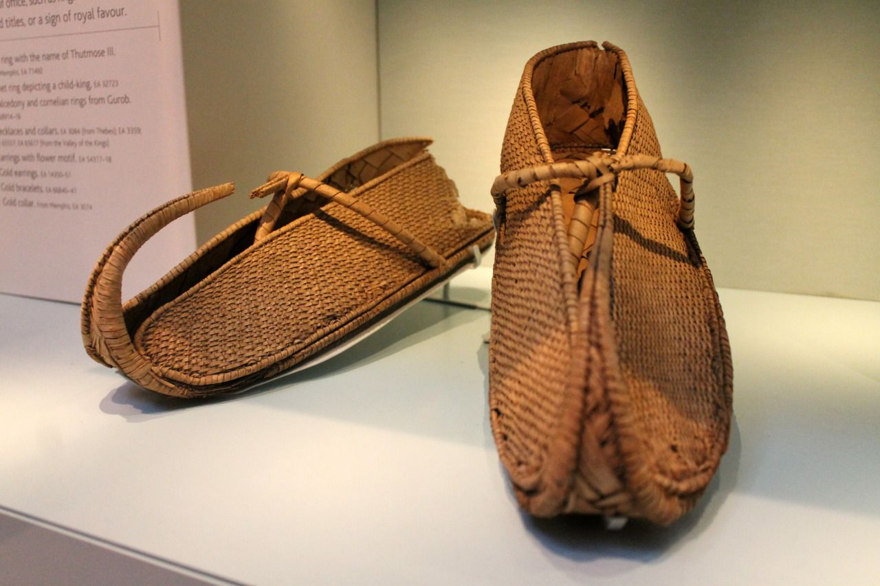 To acquire Egyptian ancient footwear photo pictures trends