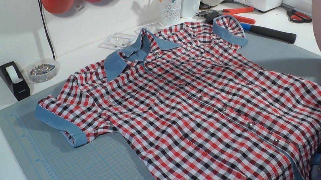Knöpfe dran bringen | DIY Schnittmuster | Pinterest | Herren hemden ...