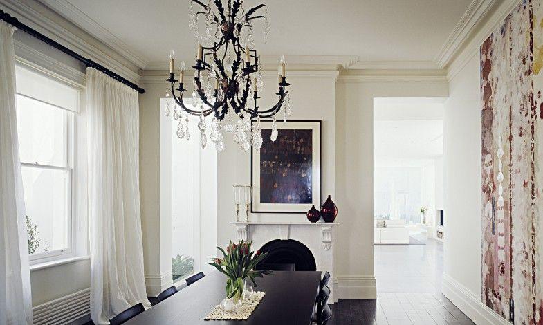 Edwardian Homes Melbourne - Dining Room #Edwardian #Architecture ...
