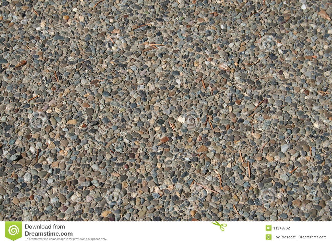 Exposed Aggregate Concrete Cost Surface Texture Of A Concrete
