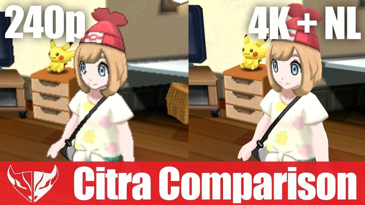 Pokemon ultra sun and moon download pc citra   Pokemon Sun and Moon