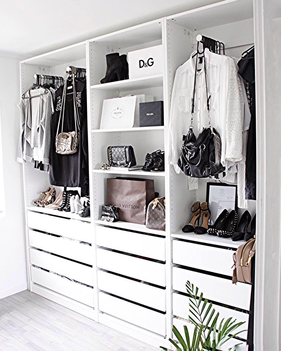 Kleiderschrank Ideen, Schlafzimmer, Ordnung Halten, Ankleidezimmer,  Renovieren, Einrichtung, Haushalte, Einrichten Und Wohnen, Deko