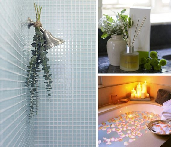 How to easy ideas to turn your bathroom into a spa like retreat diy design spa and spa bathrooms - Cool spa like bathroom designs ...