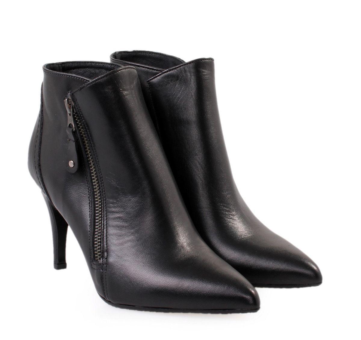 3550a978f20 ΜΠΟΤΑΚΙΑ ΑΣΤΡΑΓΑΛΟΥ ΔΕΡΜΑΤΙΝΑ SAGIAKOS (BLACK) | shoes | Shoes ...