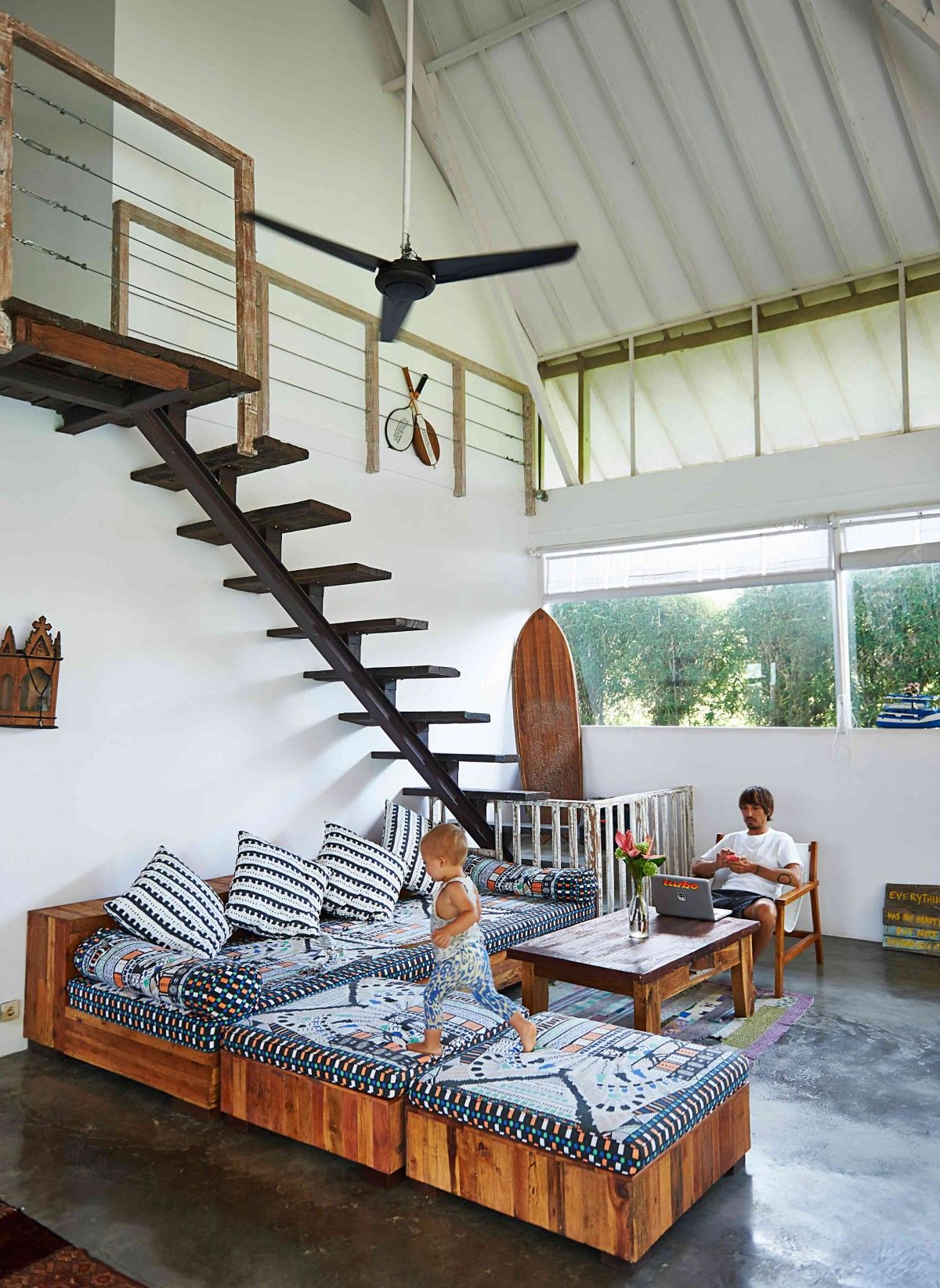Step inside an australian fashion designers relaxed balinese villa via mydomaineau