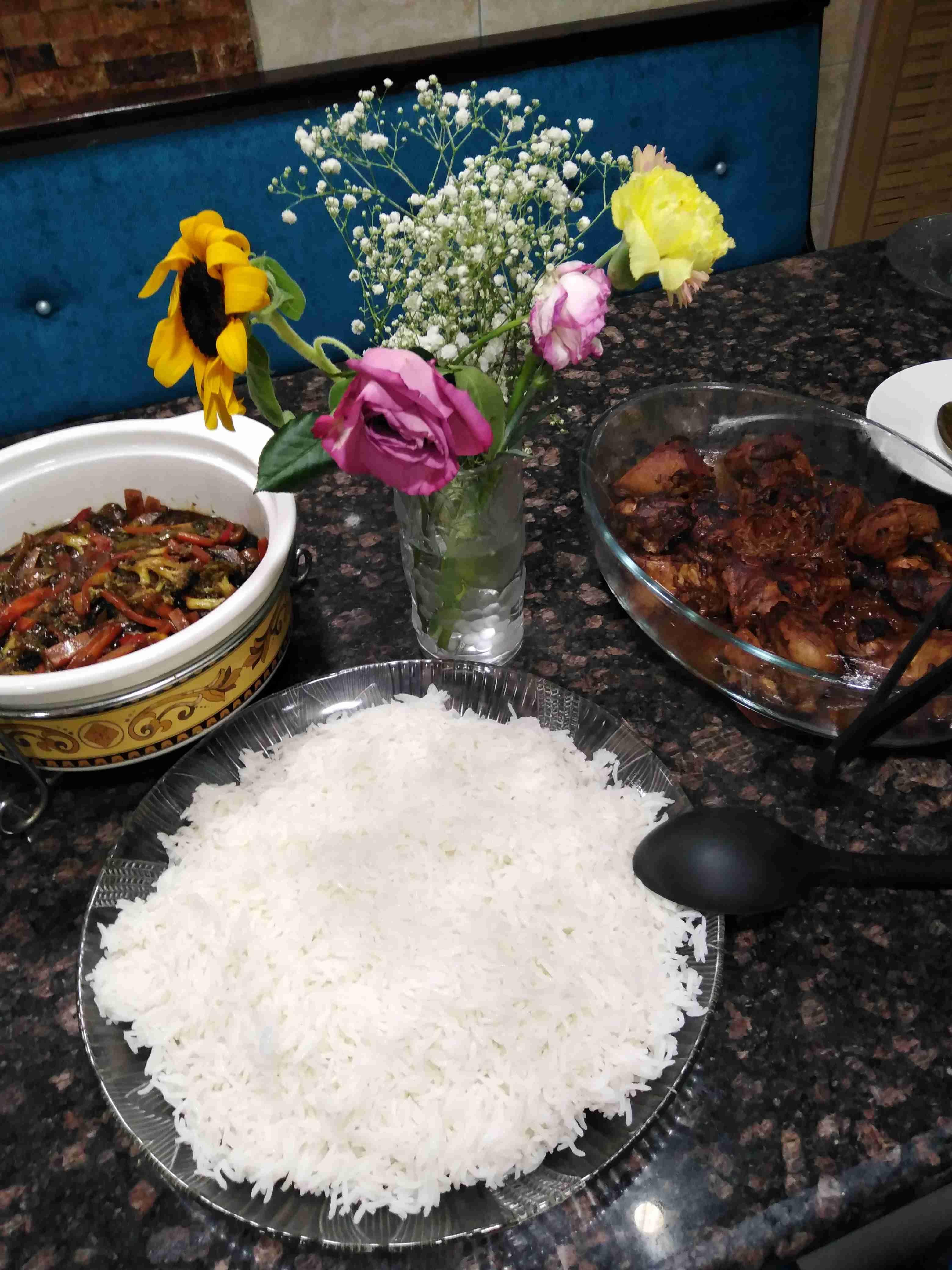 دجاج وخضار بصويا صوص زاكي Recipe Food Main Dishes Dishes