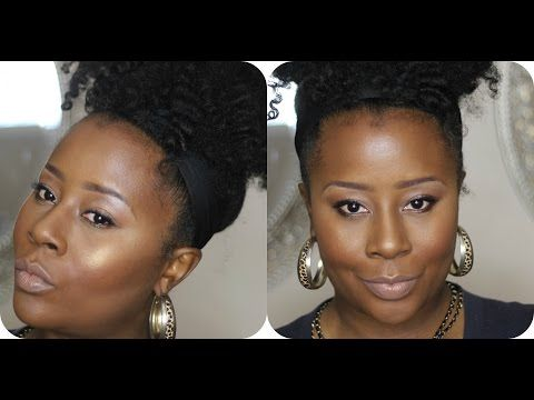 beginner friendlynatural look makeup for women over 40