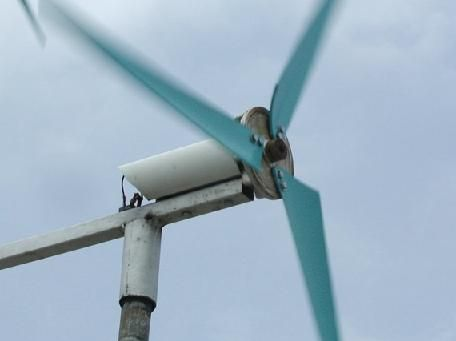 PVC Wind Turbine Blades Plans