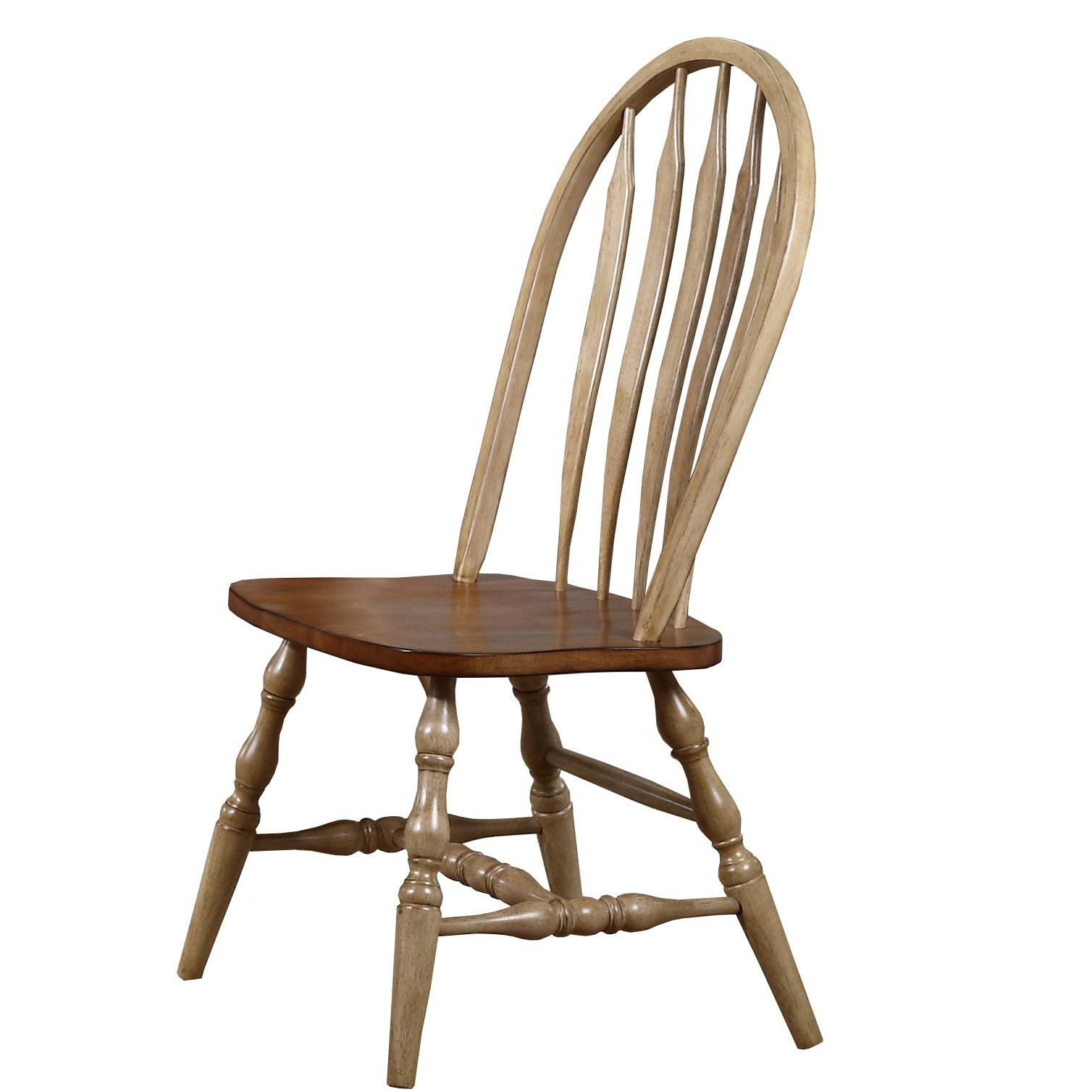 Ivesdale Arrow Back Side Chair (Set of 2)