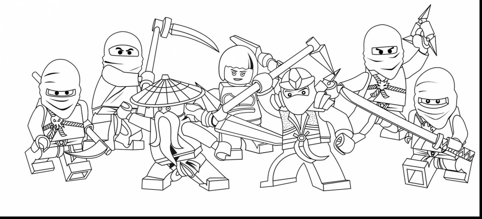 lego ninjago rebooted coloring pages download  ninjago