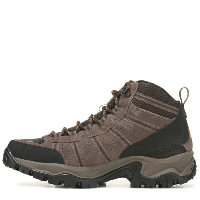 Waterproof Hiking Boots (Cordovan/Mud